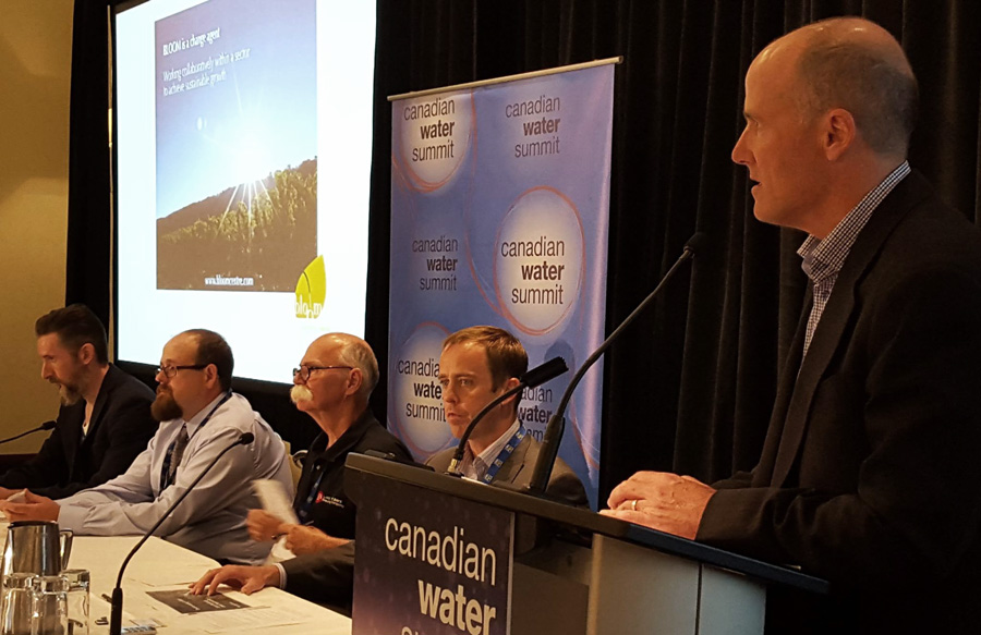 Canadian Water Summit Panel